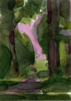 Dave Gloman  Watercolor