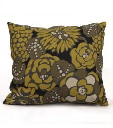 Romo 4 Once off design R200.00  #interior #design #cushion #mustard #floral #southafrican