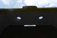 Cardboard Boxes show their real face 537