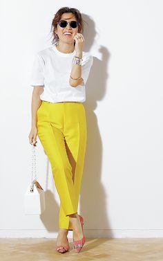 40s Fashion, Fashion Pants, Daily Fashion, Spring Fashion, Womens Fashion, Mode Outfits, Work Attire, Work Wear, Formal