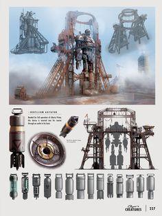 The Art of Fallout Fallout Art, Fallout 4 Concept Art, Fallout 4 Weapons, Fallout Cosplay, Fallout New Vegas, Fallout 4 Settlement Ideas, Vault Tec, Bethesda Games, Future Weapons