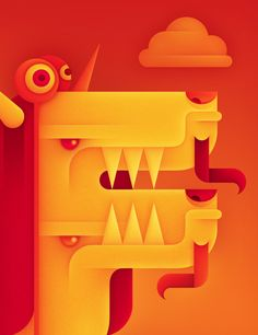 The Dog's Odyssey on Behance