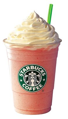 Strawberries and Creme. For a twist add Toffee Nut or hazelnut syrup instead of the classic sweetener for a Captain Crunch Berry Frappuccino! Yumm!