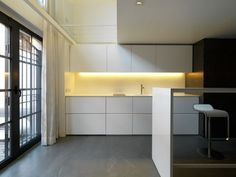 Elegant Urban Style HongKong U0026 Taiwan Interior Design The Interior Design · Small  Kitchen ... Part 30