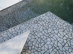 Durability | Cracked Earth Concrete Tiles for Exterior Garden | Refined mosaic tiles | Easy to install and remove | Aims to show sustainability, impact global climate change and highlight the benefits of year-round water management systems