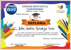 DIPLOMA PARA NIÑOS-DIPLOMAS PLANTILLA-DIPLOMAS PARA EDITAR-DIPLOMAS ESCOLARES-DIPLOMAS EDITABLES EN WORD-DIPLOMAS EDITABLES PARA IMPRIMIR- DIPLOMAS EDITABLES PARA MAESTROS-DIPLOMAS ONLINE-DIPLOMAS PARA DESCARGAR-DIPLOMAS-DIPLOMAS EDITABLES PARA PRIMERARIA- DIPLOMAS EDITABLES PARA WORD Certificate Of Recognition Template, Certificate Design Template, Turtle Coloring Pages, Powerpoint Template Free, Preschool Graduation, Typography Quotes, Words, Preschool, Ticket Invitation