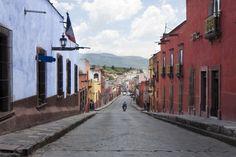 San Miguel de Allende – Mexique