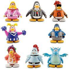 Club Pengiun Toys 120