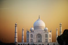 I can't get over the beautiful lines and structure of Taj Mahal.