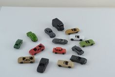 15 Cars 1:160 N Scale (N31) | Toys & Hobbies, Model Railroads & Trains, N Scale | eBay!