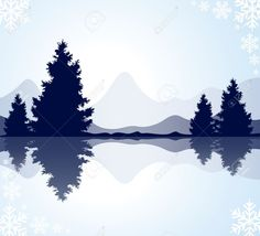 Ice Lake Cliparts, Stock Vector And Royalty Free Ice Lake ...