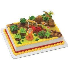Dinosaur Train cake decorating kit. Just $10 @Amazon.com!