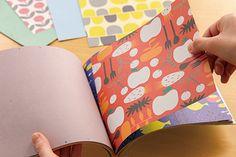 元マリメッコの「SOU・SOU」と「セキユリヲ」がデザインする、北欧柄ノートブック&折り紙   ニュース - ファッションプレス