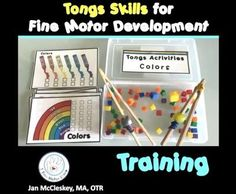 Short video to show how to hold tongs. Tongs activities are AWESOME prewriting activities IF held correctly. Click on link to get Free pencil box activity samples. #finemotoractivities #finemotorskills #occupationaltherapist #preschoolclassroom #preschoolcenters #prekindergarten