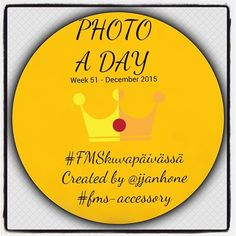 #fmskuvapäivässä aiheena #asuste #accessory. Tänään näet siis #kruunu'n sekä tällä että @piilotettuaarre-tilillä. #fms_accessory #fmsphotoaday #piilotettuaarreonkruunu