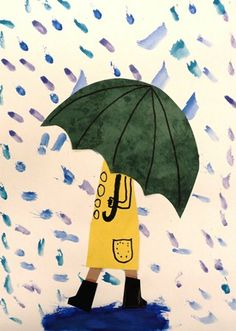 Renoir's Umbrellas