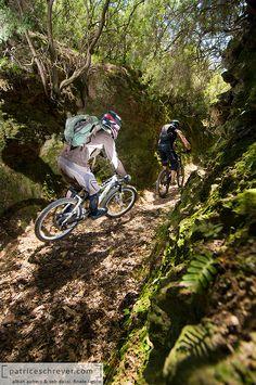 Mountain biking Finale Ligure!
