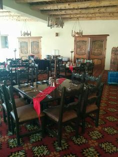 Dinning Tanque Verde Ranch.