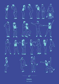 'The Routine' Illustrated :D  #amusementphile