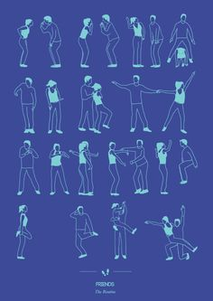 Friends - Dancing Plague of 1518