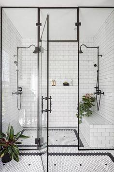 Douche Design, Walk In Shower Designs, Architecture Design, Futuristic Architecture, Minimalism, Pure Products, Interior Design, Interior Styling, Interior Ideas