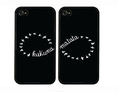 Hakuna matata best friends iphone 5 case infinity by RedLinesCase, $25.99