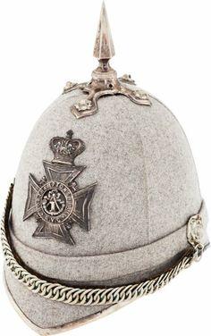 52083: British 1st Northamptonshire Volunteer Rifle Cor : Lot 52083