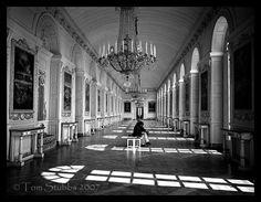 Versailles corridor...