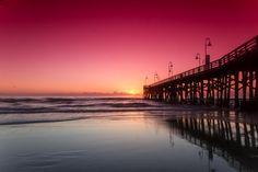 Sunrise in Daytona Beach | Florida (by Raees Uzhunnan)