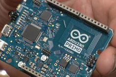 Arduino drops two new IoT developer boards