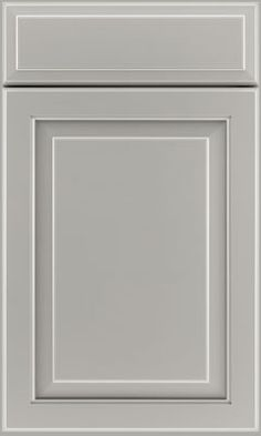 Waypoint Living Spaces cabinet door | Style 610 in Painted Stone