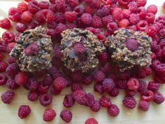 Une galette à l'avoine qui nourrit… Cookie Desserts, Chocolate Desserts, Veggie Recipes, Cooking Recipes, Cooking Ideas, Yummy Treats, Sweet Treats, Muffin Bread, Sports Food