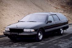 Buick Roadmaster Limited Estate Wagon