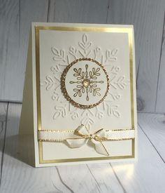 Image result for stampin up winter wonder embossing folder