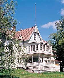 Villa Frugård, Turku Finland