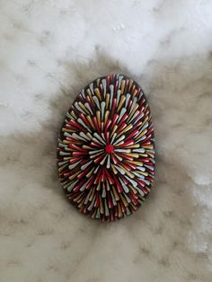 Best 12 Silver Red and Gold Burst Rock is part of painting Rocks – painted by me, this rock bursts with the colors, red, gold and silver and measures approximately 2 5 x 2 and weighs 4 5 oz I used vibrant acrylic paints for this rock It has been seal Dot Art Painting, Mandala Painting, Pebble Painting, Pebble Art, Stone Painting, Acrylic Paintings, Painted Rock Cactus, Mandala Painted Rocks, Mandala Rocks