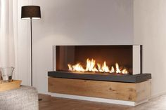 MHC | Hearth - Fireplaces - Gas Contemporary                                                                                                                                                     More