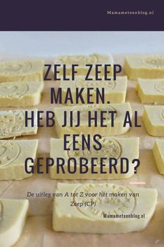 Make your own soap - zeep maken - - Soap Diy - Yorgo Angelopoulos Make Your Own, Make It Yourself, How To Make, Shampoo Bar, All Family, Soap Making, Diy Beauty, Beauty Tips, Fashion Beauty