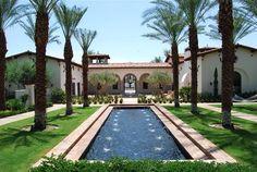 Legacy Villas, fountain