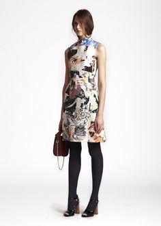 Carven Pre-Fall 2013 – Vogue