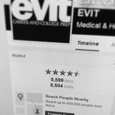 We are one like away from 5600 on Facebook! Share our page! - www.facebook.com/evitnews #WeAreEVIT