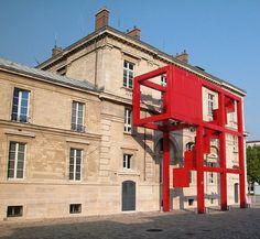 Folies del Parc de la Villette / Bernard Tschumi