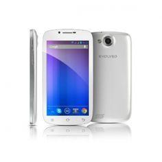 """Sercem telefonu jest czterordzeniowy wydajny procesor i 1GB RAM. Komfort zapewniony przez duży wyświetlacz 5.3"""" IPS o szerokich kątach podglądu, który umożliwia przeglądanie zdjęć, oglądanie filmów HD lub płynnie przeglądanie stron internetowych. Obsługuje transfer 3G oraz aparat fotograficzny 8 MPX. W czasie podróżowania z pewnością należy docenić funkcję WiFi hotspot, dzięki której można utworzyć bezprzewodową sieć WiFi w okolicy swojego telefonu."""