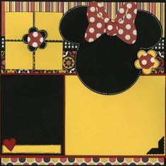 Minnie layout page 2