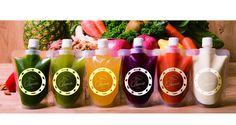 無農薬の新鮮野菜を厳選 麻布十番にコールドプレスジュース専門店がオープン
