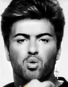 Hi lovelies 🌅😊😉😻. Happy Sunday 😘 George Michael Poster, George Michael Wham, Beautiful Voice, Beautiful Men, Beautiful Things, George Michel, My Heart Is Breaking, Back In The Day, My Idol