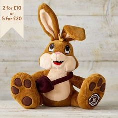 Morrisons chicken felt treat basket easter eggstravaganza harry hopalot cuddly toy negle Choice Image