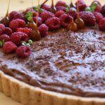 Tartă cu ciocolată — Adi Hădean No Cook Desserts, Cooking, Food, Pie, Kitchen, Essen, Meals, Yemek, Brewing