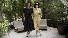 Oásis: a casa de praia de Gloria Kalil no coração de São Paulo - Vogue | A Moda da Casa