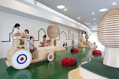 The Cool Hunter - Educational Centre - Tel Aviv, Israel